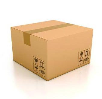 固定易碎物品的纸盒结构包装